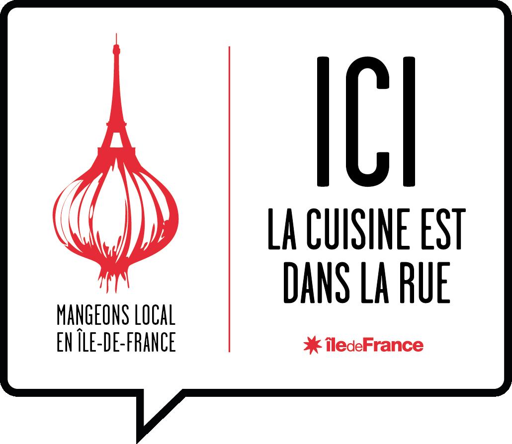 logo mangeons local en Ile de France
