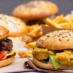 burger légumes